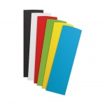 Haza Original crêpepapier The Paper Factory 250 cm 6 stuks multicolor