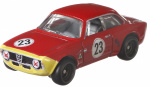 Hot Wheels auto Alfa Romeo Giulia Sprint junior 1:64 rood