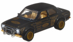 Hot Wheels auto Ford Escort '70 junior 1:64 zwart