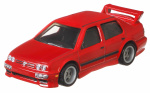 Hot Wheels auto Volkswagen Jetta MK3 junior 1:64 rood