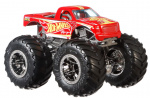 Hot Wheels monstertruck Racing 1:64 rood 2-delig