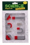 Johntoy Science Explorer magnetenset 8-delig