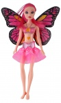 Jonotoys teenage doll with wings Fairy Princess20 cm pink