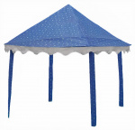 Jumpking trampoline-tent Canopy stars 3.05 meters blue