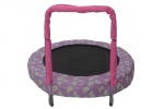 Jumpking trampoline Mini BouncerButterfly 121 cm pink