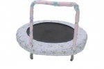 Jumpking trampoline Mini BouncerSnow 121 cm white