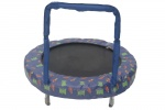 Jumpking trampoline Mini BouncerSpace 121 cm blue