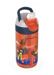 Kambukka drinkfles Lagoon Flying Superboy 400 ml oranje/blauw