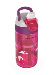 Kambukka drinkfles Lagoon Flying Supergirl 400 ml roze/paars