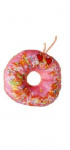 LG-Imports cuddly donut junior 15 cm plush pink