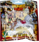 LG-Imports speelfiguur Wild West Power junior wit 2-delig