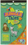 LG-Imports sticker book jungle junior cardboard green 206 stickers