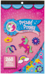 LG-Imports stickerboek prized ponies karton roze 268 stickers