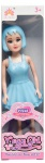 LG-Imports teenage doll Vogue Girl 17 cm blue