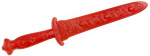LG-Imports sword with scabbard boys 28 cm red 2-piece