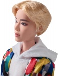 Mattel BTS Core Fashion Doll - K-Pop Jin 28 cm (GKC88)