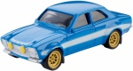 Mattel Fast & Furious Ford Escort RS1600 car blue 9 cm