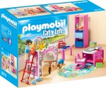 PLAYMOBIL City Life : High-quality nursery room (9270)