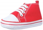 Playshoes babyschoenen Canvas junior rood