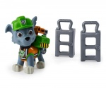 Spin Master speelset Paw Patrol Construction Rocky 7 cm