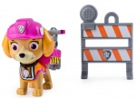 Spin Master speelset Paw Patrol Construction Skye 7 cm