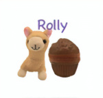 Splash Toys Sweet Pups Muffin Surprise Rolly junior 25 cm
