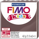Staedtler Fimo Kids modelling clay 42 grams brown