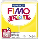 Staedtler Fimo Kids modelling clay 42 grams yellow