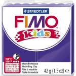 Staedtler Fimo Kids modelling clay 42 grams purple