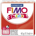 Staedtler Fimo Kids modelling clay 42 grams red