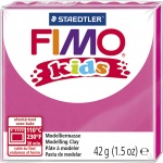 Staedtler Fimo Kids modelling clay 42 grams pink