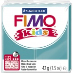 Staedtler Fimo Kids modelling clay 42 grams turquoise