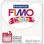 Staedtler Fimo Kids modelling clay 42 grams white