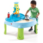 Step2 zand- & watertafel Splash & Scoop Bay 79 cm blauw