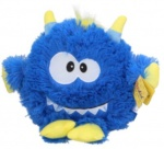 Sunkid cuddly toy Monsterjunior plush 21 cm dark blue