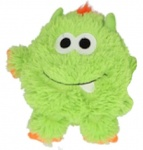 Sunkid cuddly toy Monsterjunior plush 21 cm green