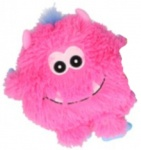 Sunkid cuddly toy Monsterjunior plush 21 cm pink