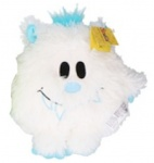 Sunkid cuddly toy Monsterjunior plush 21 cm white
