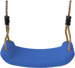 Swing King swing seat plastic 42 x 16 cm blue