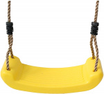 Swing King swing seat plastic 42 x 16 cm yellow