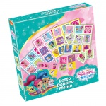Tactic 3-in-1 games (memo, lotto, domino) Shimmer and Shine