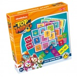 Tactic 3-in-1 games (memo, lotto, domino) Top Wing