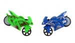 Toi-Toys speelset Turbo Racers looping groen 13-delig