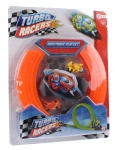 Toi-Toys speelset Turbo Racers looping oranje 13-delig