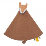 Trixie cuddly blanket Mr. Foxjunior 7 cm cotton/textile orange
